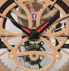 BaselWorld 2013: часы Tourbillon Intrepido SuperLigero Skeleton