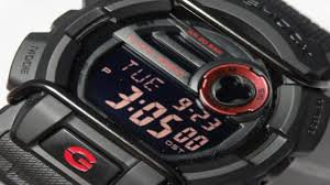 Темные, темные Casio G-Shock GD-400-1ER